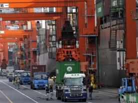 Экспорт Японии снизился