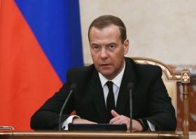 Медведев: санкции и