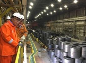 US Steel сократит объемы