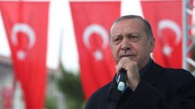 Для Эрдогана настало