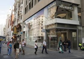 Huawei заключила почти
