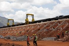 Китай построил в Кении