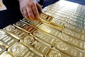 Цена золота выросла до