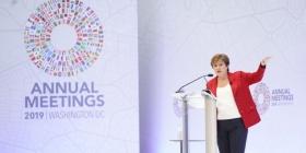 Новый глава МВФ