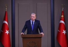 Эрдоган предупредил о