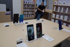 Поставки мобильных