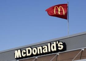 Чистая прибыль McDonald