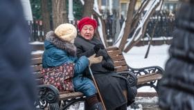 Социальные пенсии в