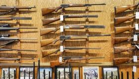 Продажи оружия и