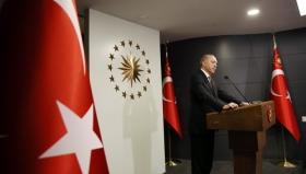 У Эрдогана мало