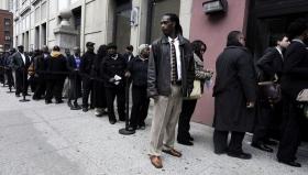 Заявки по безработице в